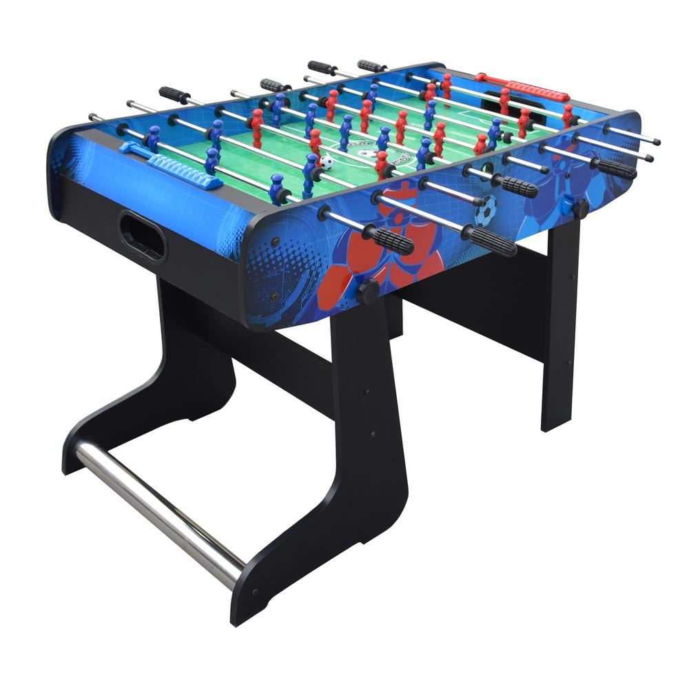 Gladiator 4 ft. Folding Foosball Table