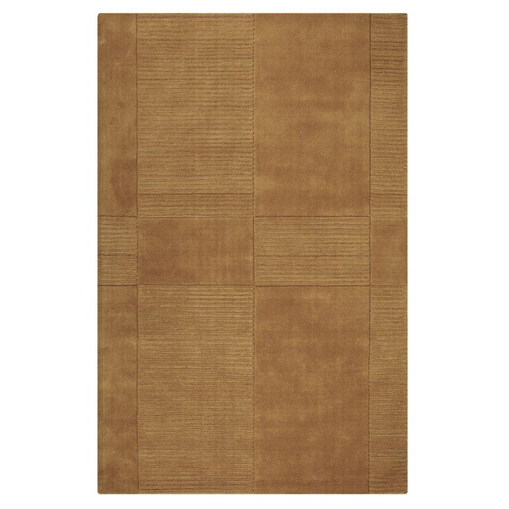 Home Decorators Collection Mesa Camel 8 ft. x 11 ft. Area Rug