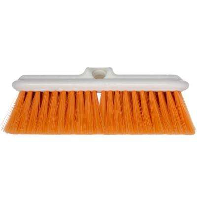 Nylex 9.5 in. Orange Flow-Thru Wall Brush (Case of 12)