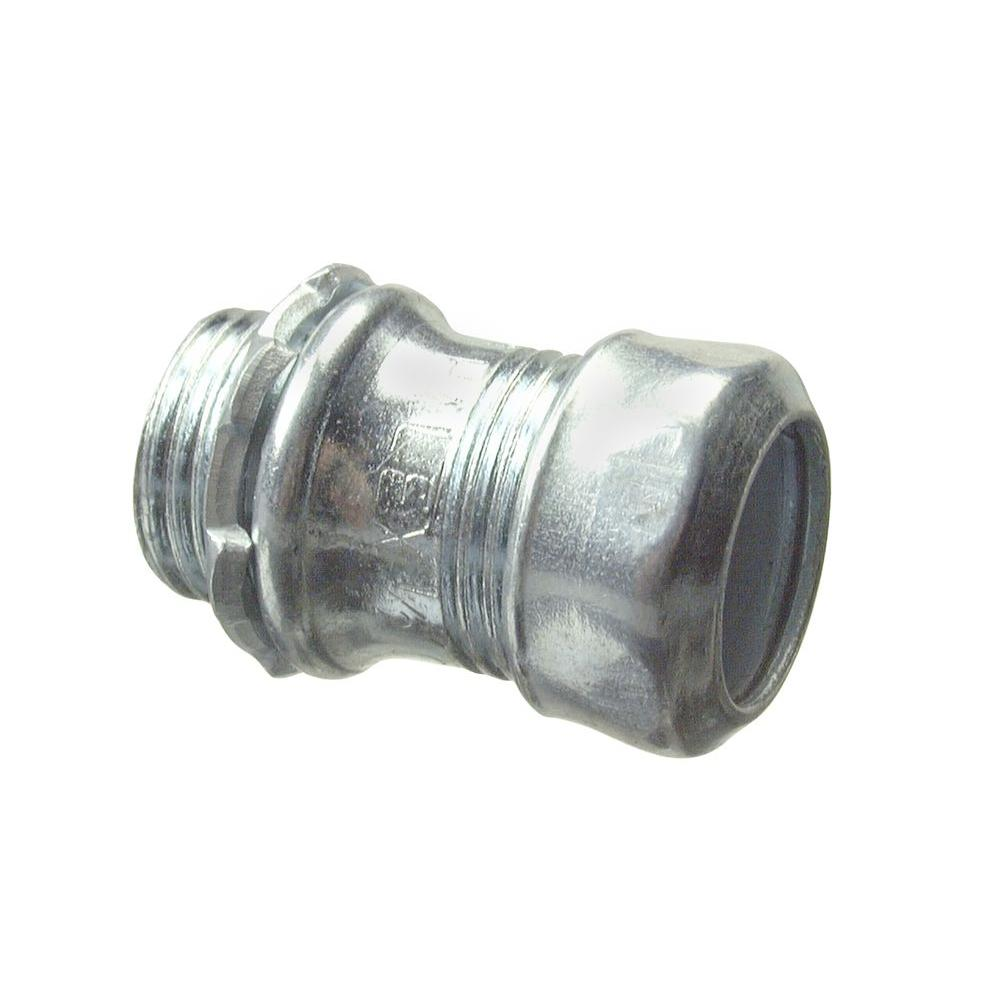 4 In Steel Compression Connector 6 Pack 62340b Befail Electrical Conduit Fittings Pictures