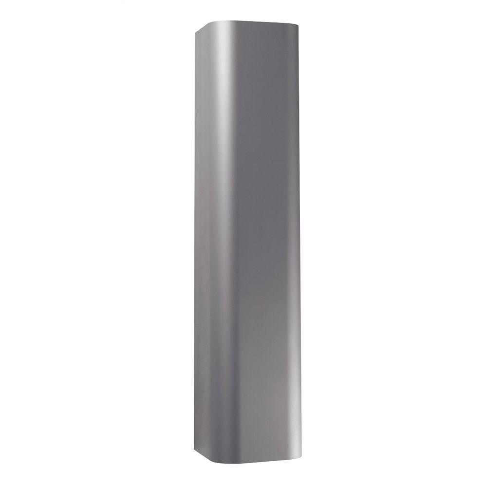 Broan 36 in. Stainless Steel Ducted Flue Extension for Broan Elite RM50000 Chimney Hood