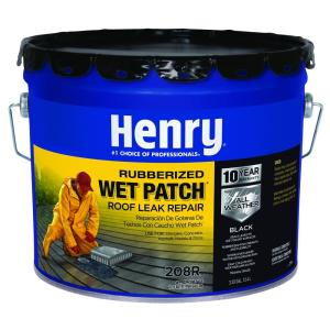 Rubber Wet Patch Roof Cement