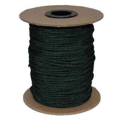 3/32 in. #3 Sidewall 300 ft. Dark Green