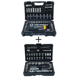 Deals on Stanley 97-Piece Mechanics Tool Set w/68-Piece Tool Set