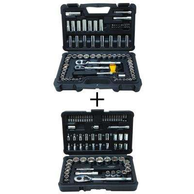 97-Piece Mechanics Tool Set with Bonus 68-Piece Mechanics Tool Set