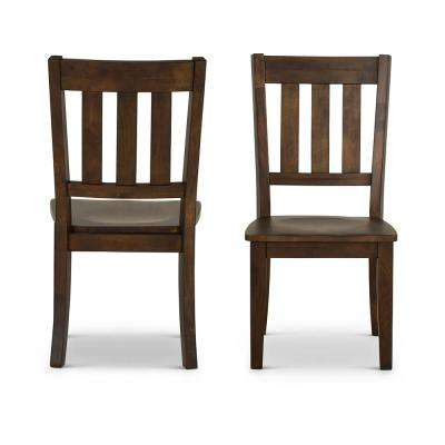 Mayla Latte Side Chair (Set of 2)