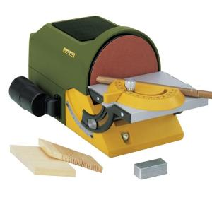 Proxxon Disc Sander TG 125/E with Dust Port and Adaptor by Proxxon