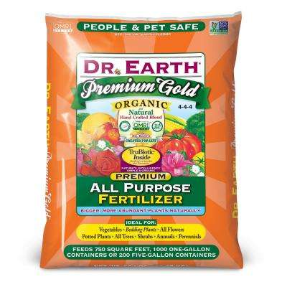 50 lbs. 750 sq. ft. Premium Gold All Purpose Fertilizer