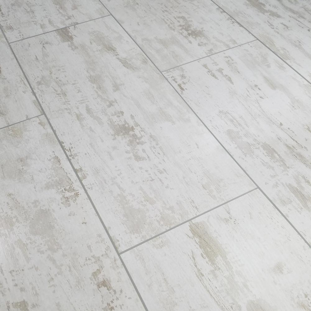 Abolos Handmade Décor White Wood Look