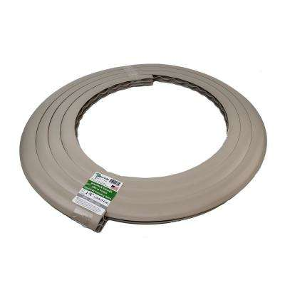 1-3/8 in. x 25 ft. Concrete Expansion Joint Replacement in Grey