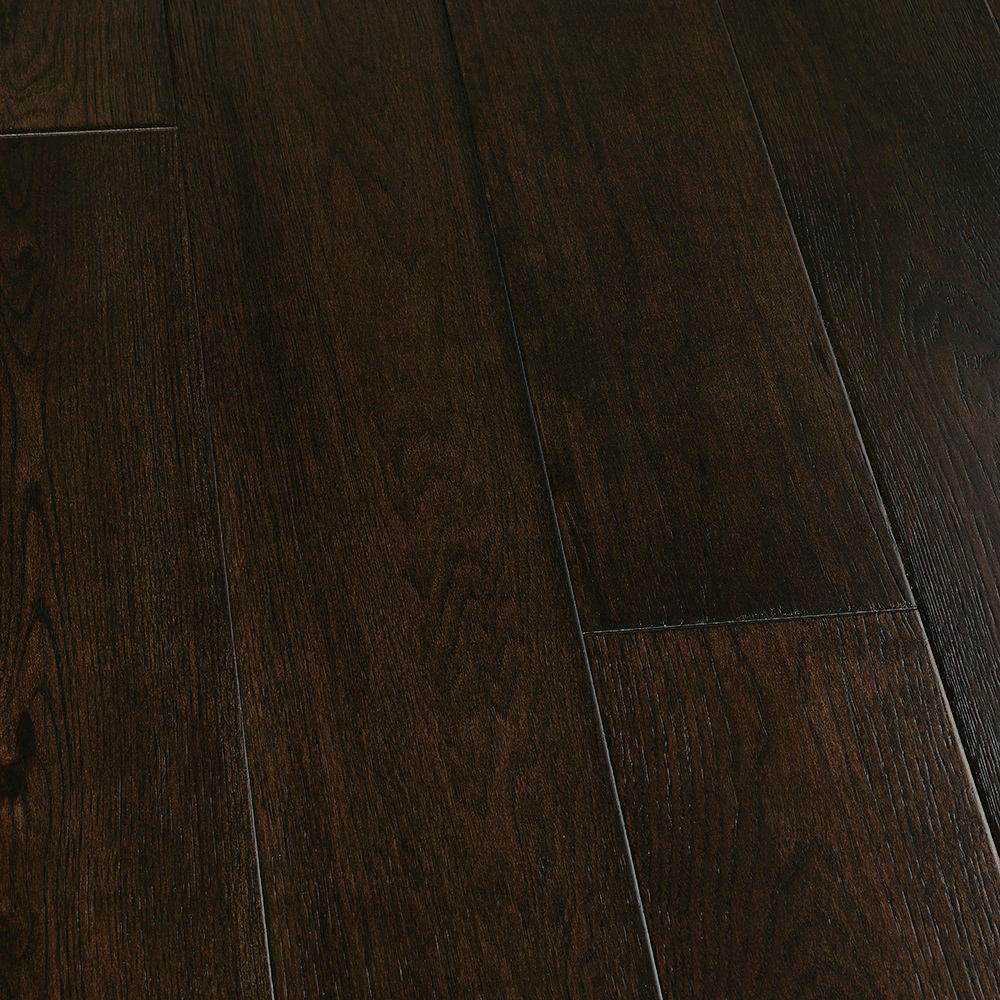 Take Home Sample - Hickory Wadell Creek Engineered Hardwood Flooring - 5 in. x 7 in.