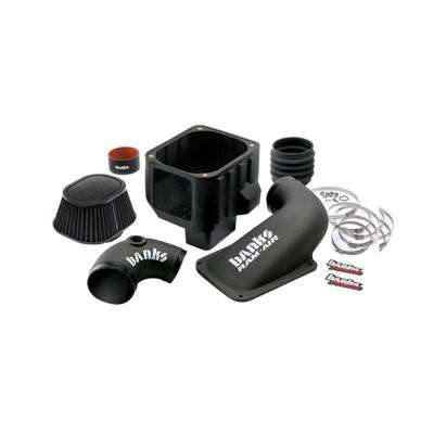 Ram-Air Intake System with Dry Filter for 2006-2007 Chevrolet, GMC 6.6 l Duramax Diesel LLY, LBZ