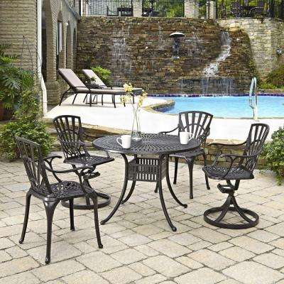 Largo 42 in. 5-Piece Patio Dining Set