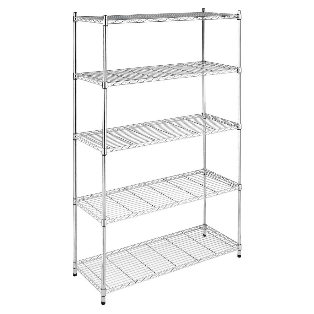 Whitmor Supreme Shelving Collection 48 In X 74 In