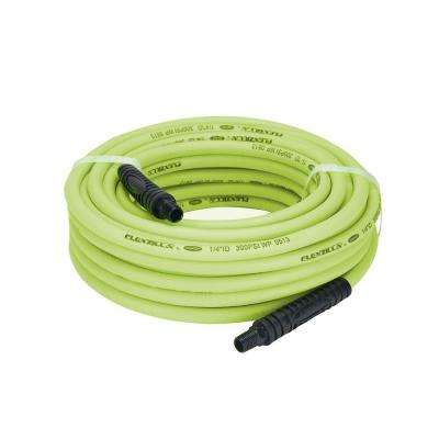 1/4 in. x 50 ft. ZillaGreen 1/4 in. MNPT Ends Air Hose