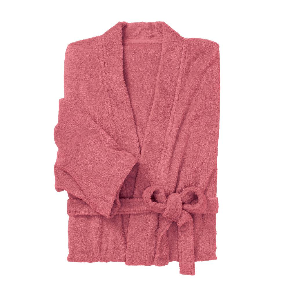62adaef010 The Company Store Regal Egyptian Cotton Small Medium Rouge Bath Robe. Write  a review
