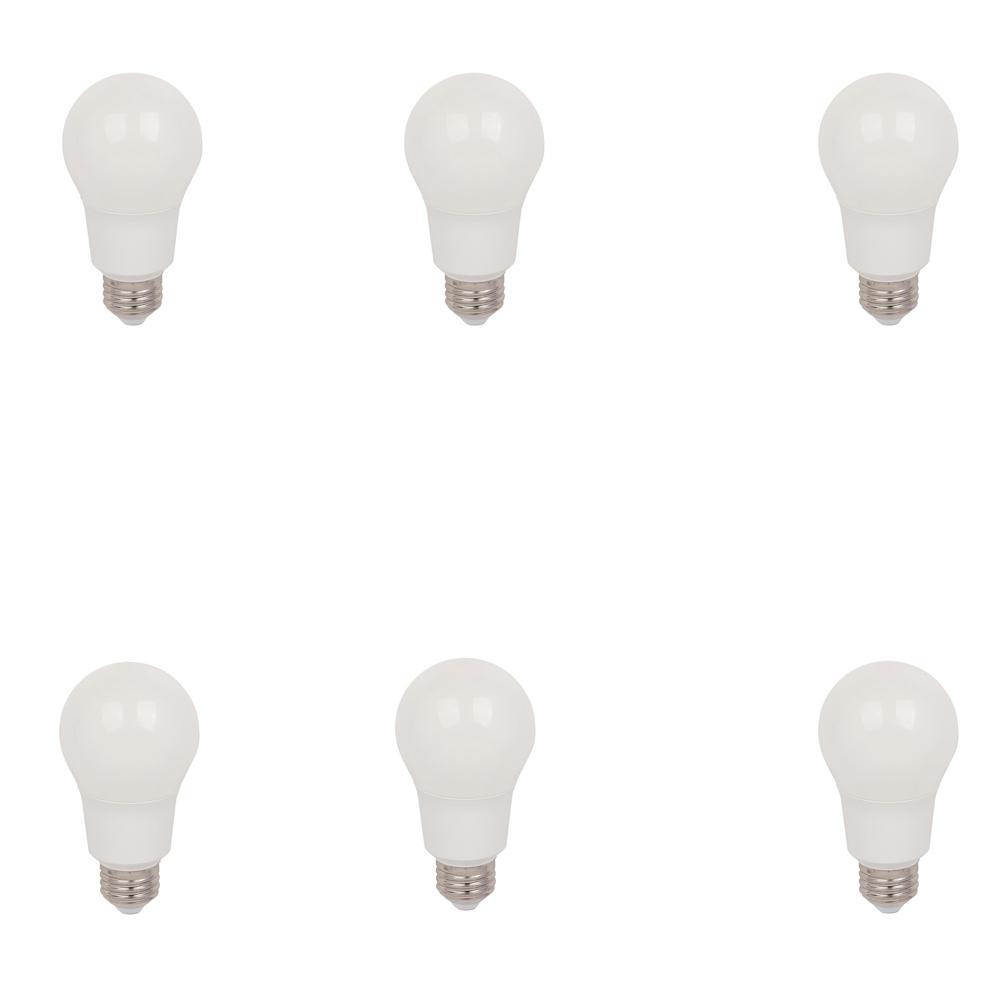 Westinghouse 40w Equivalent Bright White Omni A19 Led: Westinghouse 75-Watt Equivalent Omni A19 LED Light Bulb