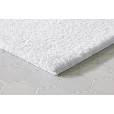 Microplush Non-Skid Bath Rug (Set of 2)