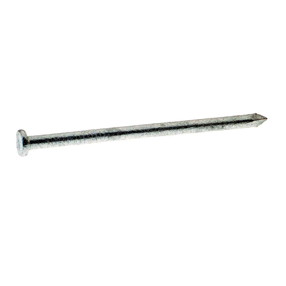 Grip-Rite #6 x 4 in. 20-Penny Hot-Galvanized Steel Common Nails (5 lb.-Pack)