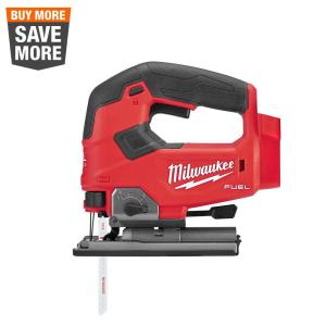 M18 FUEL 18-Volt Lithium-Ion Brushless Cordless Jig Saw (Tool-Only)