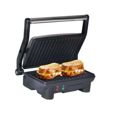 3-in-1 Panini Press and Grill