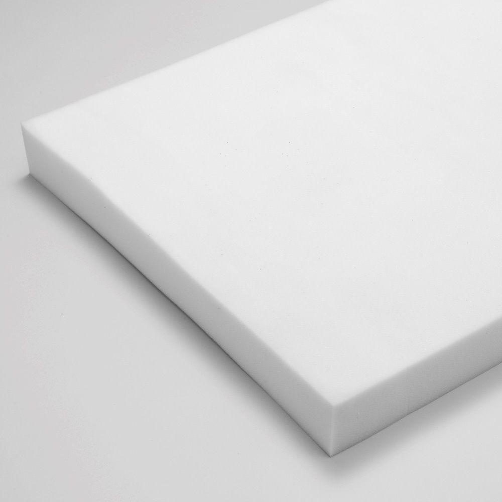 Future Foam 2 In Thick Multi Purpose Foam 10030bulk2 The Home Depot