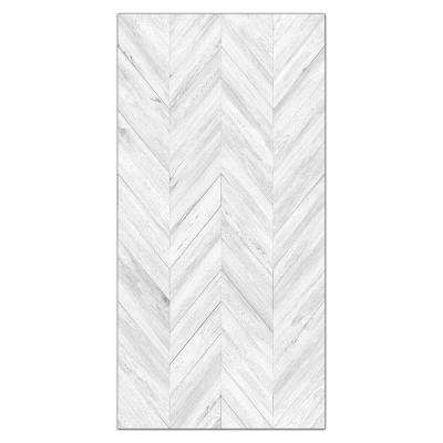 1/4 in. x 32 in. x 48 in. MDF Chevron Whistler