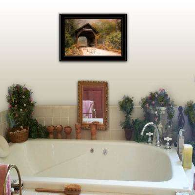 """""""Live for Today"""" by Robin-Lee Vieira Framed Wall Art"""