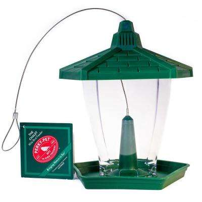 1.25 lbs. The Chalet Wild Bird Feeder