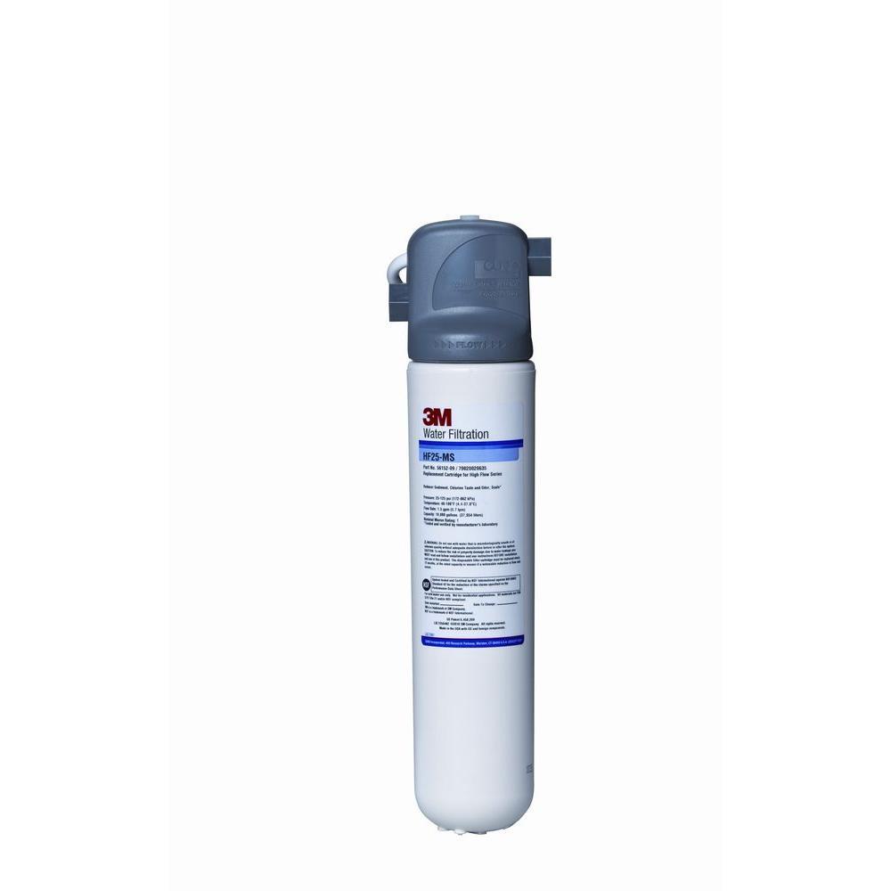 3M Large Capacity Ice Machine Water Filter