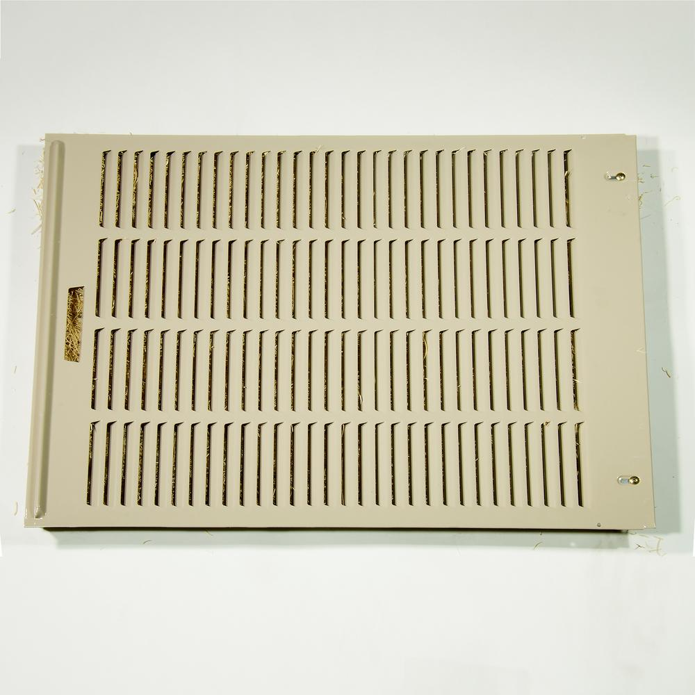 22-1/2 in. x 28-3/4 in. Louvered Side Assembly for N44W and
