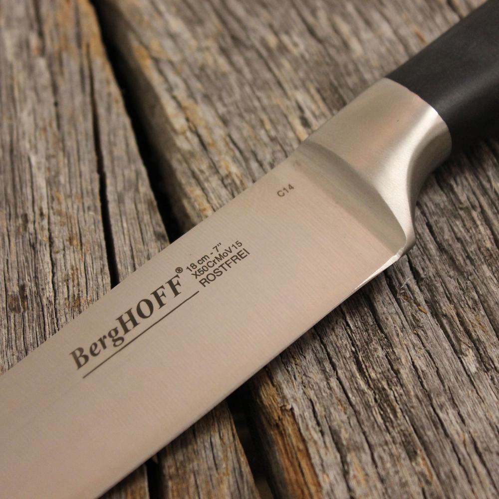 BergHOFF Gourmet 7 in. Utility Knife
