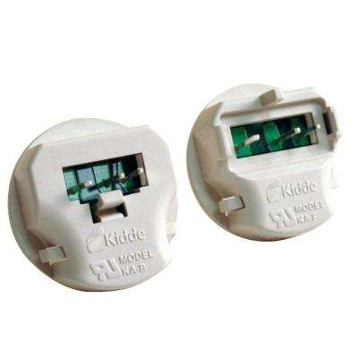 Smoke Alarm Adapters (2-Pack)