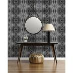 Mitchell Black ABRA Collection Sonic Removable and Repositionable Wallpaper