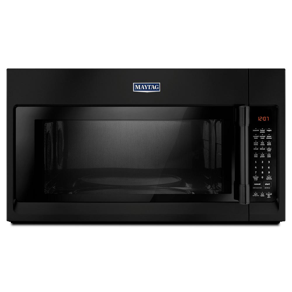 30 in. W 1.9 cu.ft. Over the Range Convection Microwave in