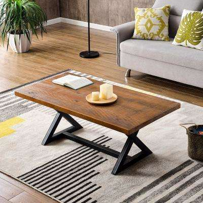 Harper Bright Designs Coffee Table The Home Depot