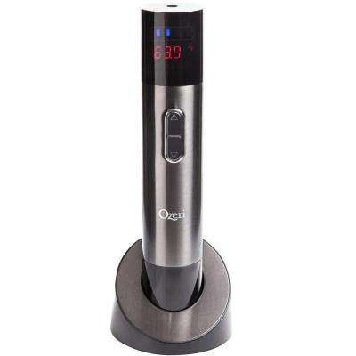 Maestro Electric Wine Opener with Infrared Thermometer