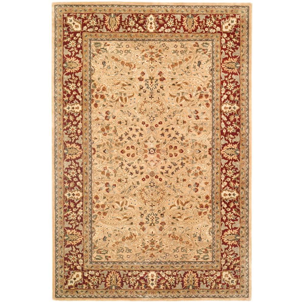 Safavieh Persian Legend Ivory/Rust 8 Ft. 3 In. X 11 Ft