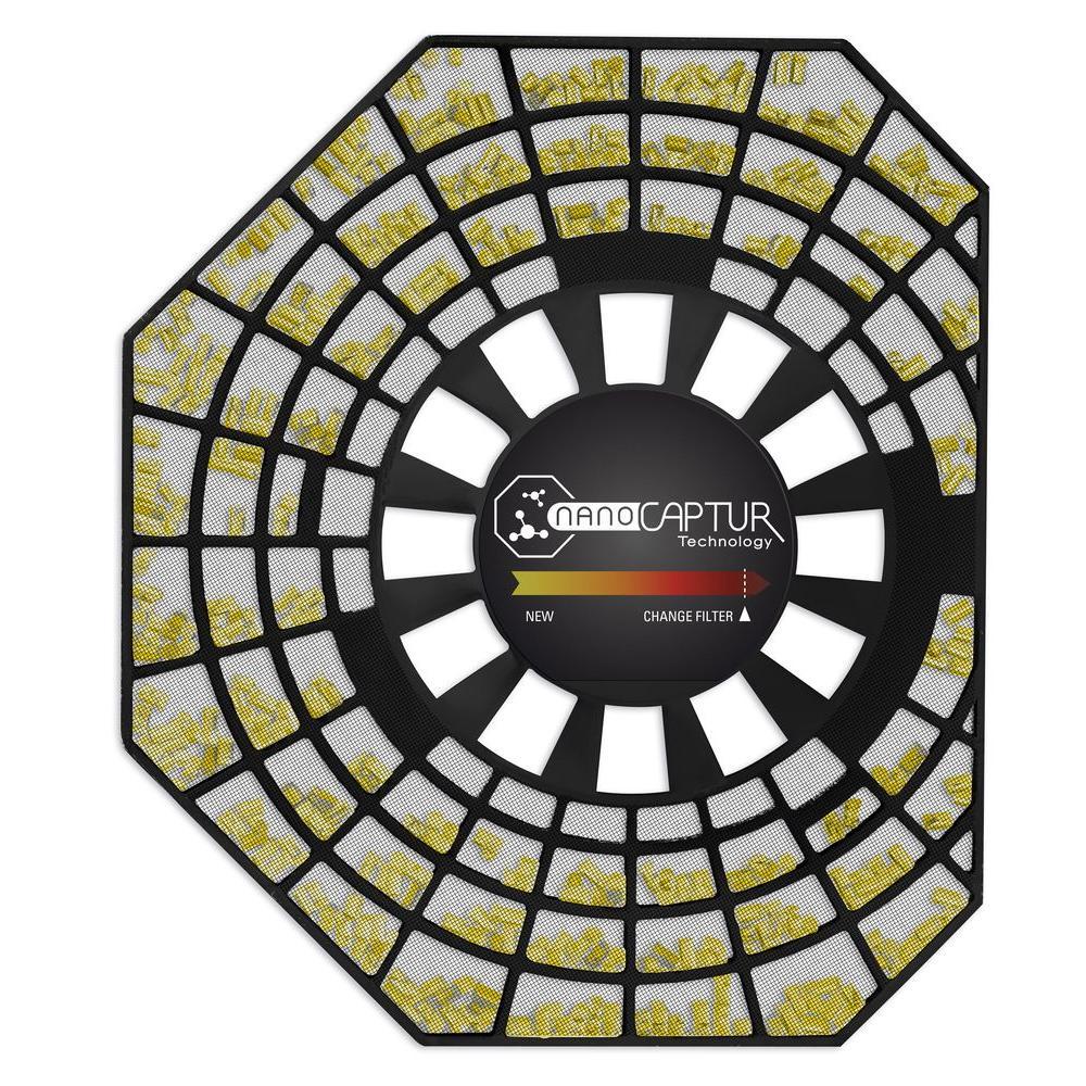 Rowenta Intense Pure Air Mid-Size Nano Captur Filter, Blacks