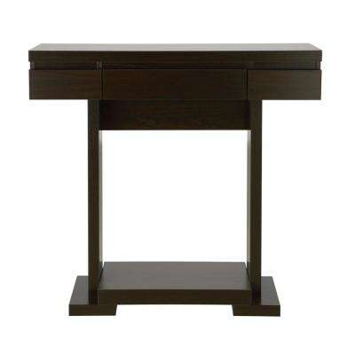 Alexander Cappuccinio 1-Drawer Console Table