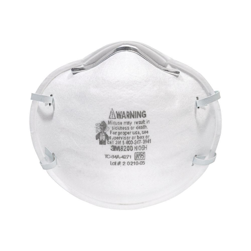 n95 respirators home depot