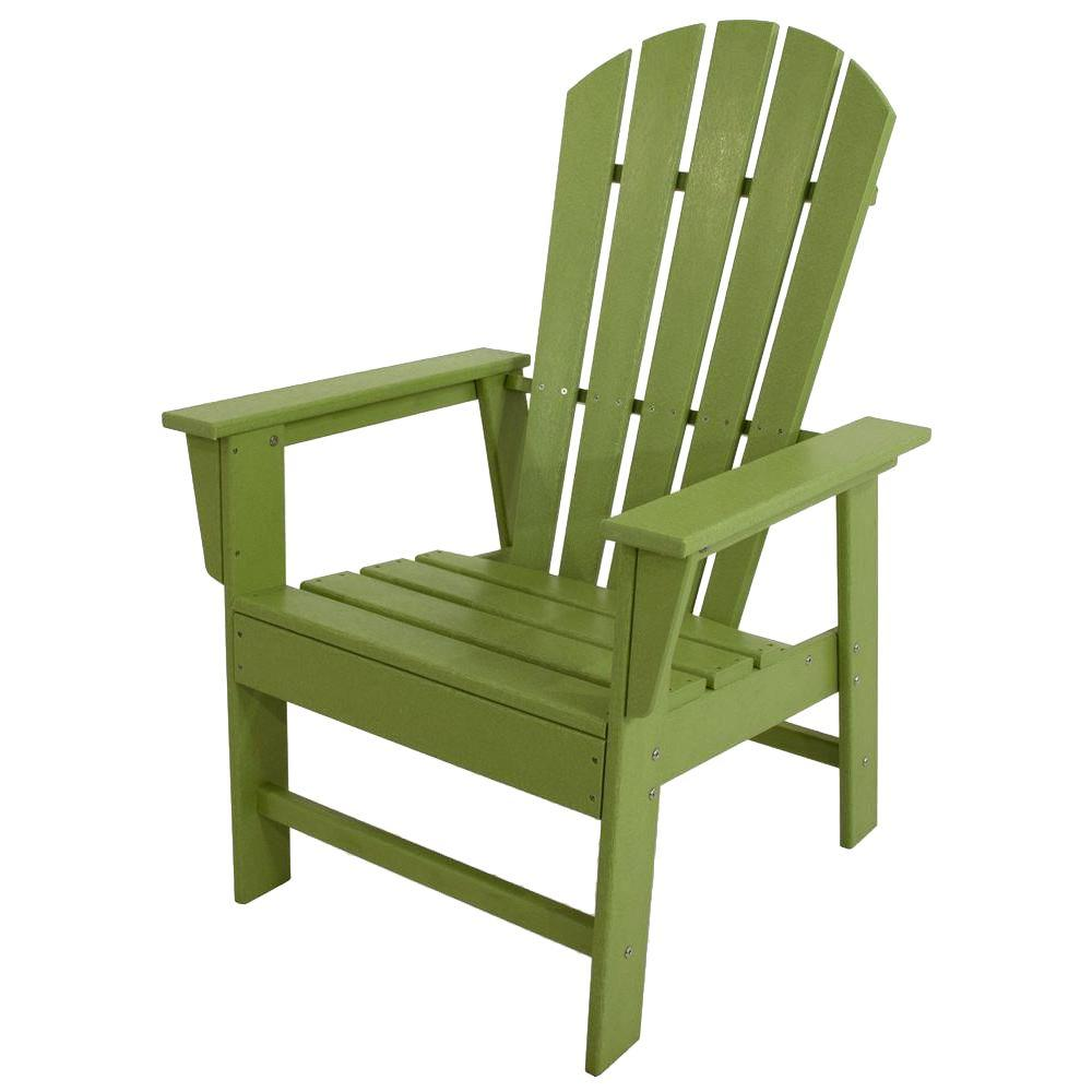 Polywood South Beach Lime All Weather Plastic Outdoor