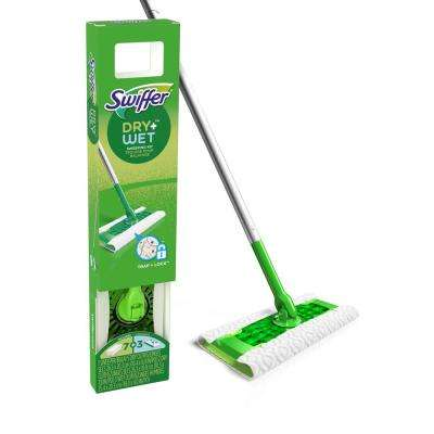 Sweeper Dry and Wet Mop Starter Kit