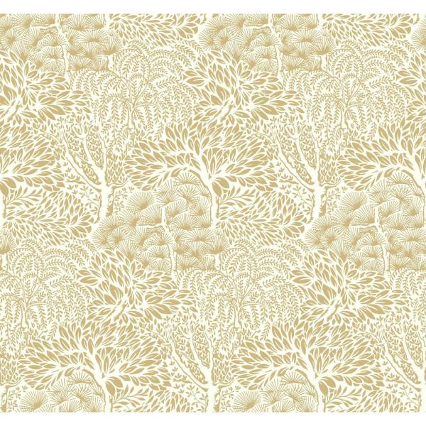 York Wallcoverings DwellStudio Miyuki Wallpaper DR6337