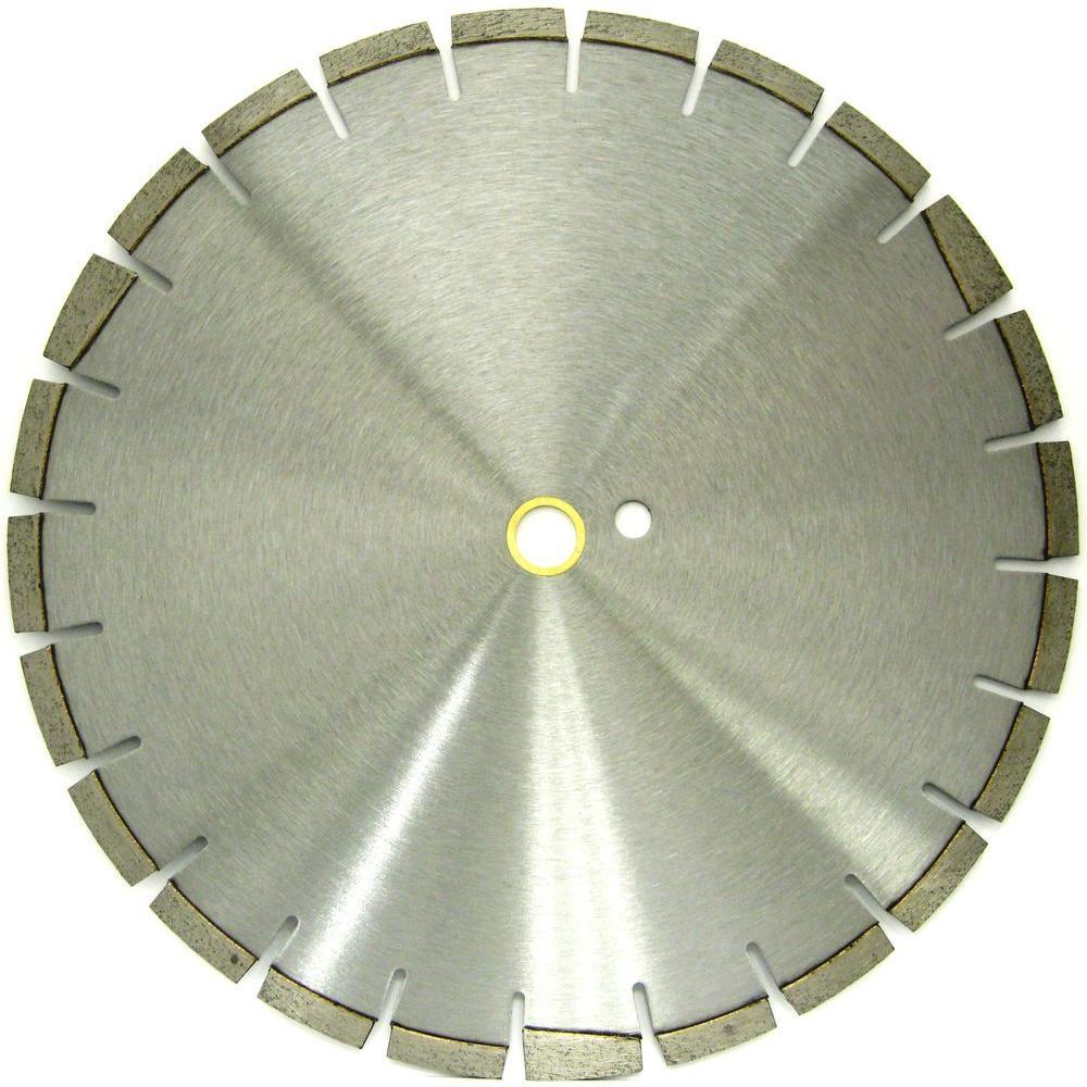 KING DIAMOND 36 in. x .187 in. Asphalt Diamond Blade