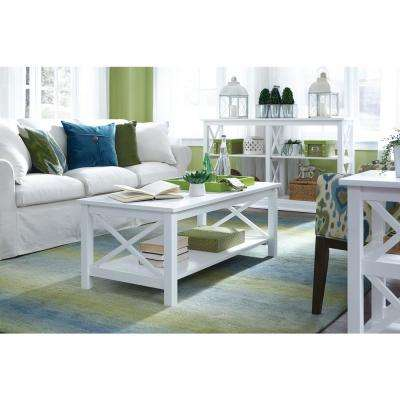 Coastal Coffee Table Accent Tables Living Room Furniture