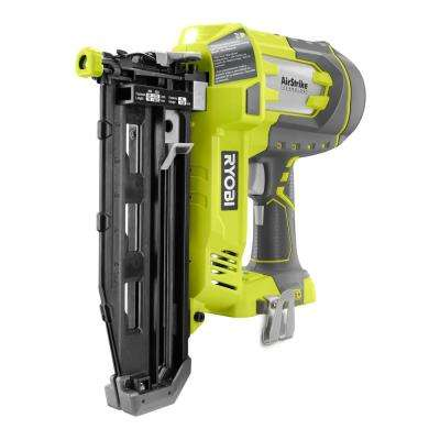 Reconditioned 18-Volt ONE+ AirStrike 16-Gauge Cordless Straight Nailer (Tool-Only)
