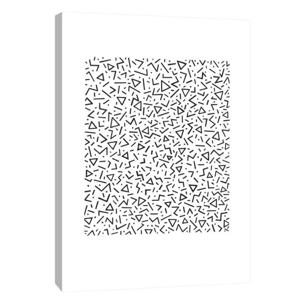 PTM Images 12 in. x 10 in. ''After Keith'' Printed Canvas