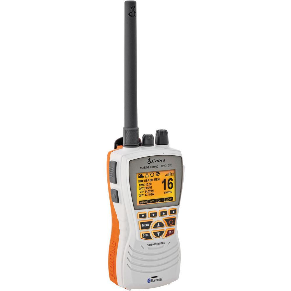 Cobra Road Trip Handheld CB Radio with Mobile Antenna-HHRT50