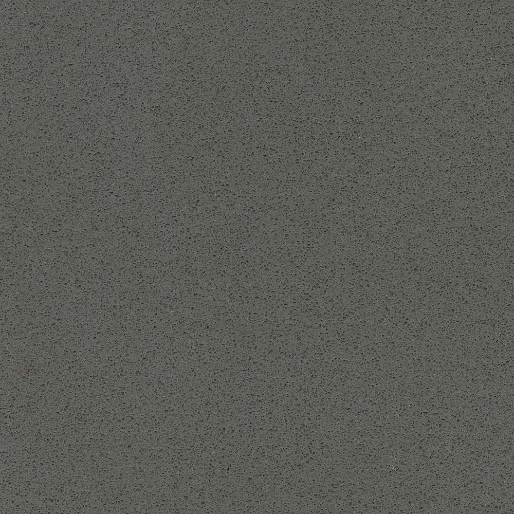 Silestone 2 in. x 4 in. Quartz Countertop Sample in Cemento